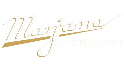 Logo Marjana Hochzeitssängerin aus Karlsruhe